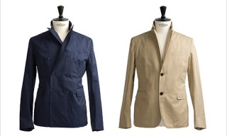 J Lindeberg Soft Tailoring Blazers for Spring/Summer 2010