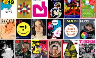 NMCA Magazine Cover Archive