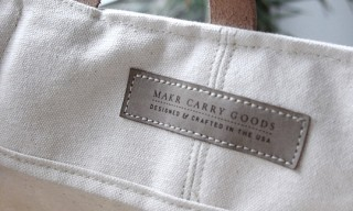 MAKR Canvas with HF Strap Bag