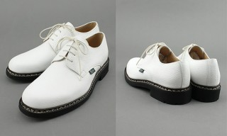 Paraboot for SHIPS White Shoes