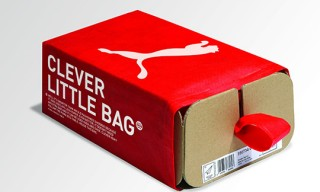 PUMA's Clever Little Shoe Bag Box