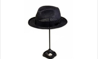 CA4LA for Robert Geller Gradient Panama Hat