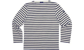 Saint James 'Meridien II' Crew Neck Jumper