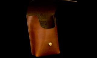 Tailfeather Little Swift Leather Pouch