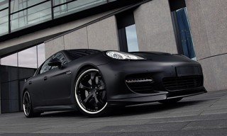 Techart Panamera Black Edition Automobile