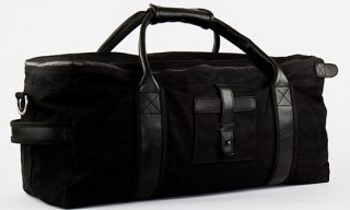 Temple U-Zip Duffle Bag