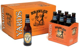 "Yards Brewing Company ""Brawler"""