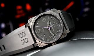 Bell & Ross Limited Edition BR03-92 Instrument Phantom Infiniti Watch