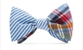 LA Times   Brooks Brothers and Social Primer Tie One on in Style