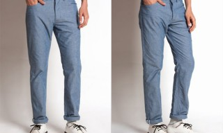 Dana Lee Chambray Jeans