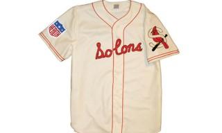 Ebbets Field Flannels Sacramento Solons 1942 Home Jersey