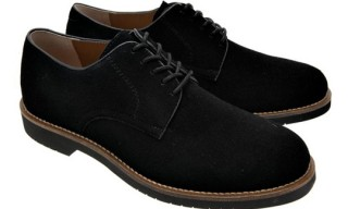 G.H. Bass Suede Oxfords