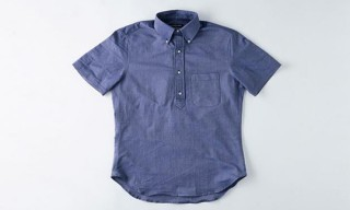 Gitman Bros Shirt for Monocle Magazine