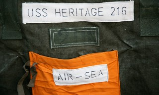 UNION 6 for Heritage Research Air Sea Holdall Bag