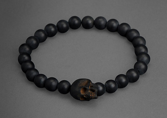 nbui listing this onyx black item grounding men like bracelet il matte dumbbell pyrite