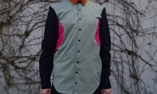 Martine Rose Pink Circles Shirt