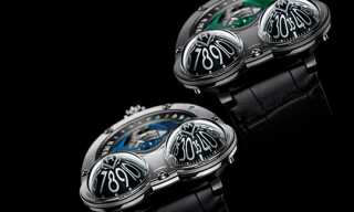 MB&F Horological Machine N°3 Frog (Watch)