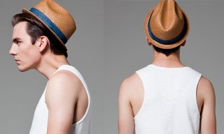 Rag & Bone Liberty Fedora Hat