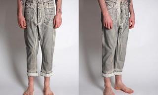 DRKSHDW Woven Pants