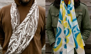 The Standard Limited Edition Artist Scarves