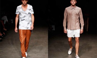 "Bassike Spring/Summer 2010 ""Silence in Dichotomy"""