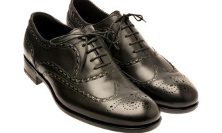 Bottega Veneta Top-Stitched Brogues