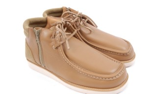 Cause Side Zip Wallabee