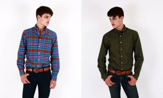 Gitman Vintage Autumn/Winter 2010 Shirts