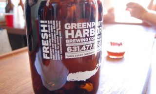 Greenport Harbor Brewing Company Summer Ale