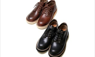 Hathorn for SHIPS Horween Leather Boots