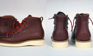 First Look | Heritage Research Autumn 2010 Footwear