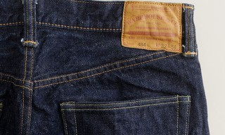 LOT 484 jean by Warehouse for J.Crew