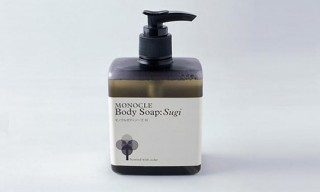 Matsuyama for Monocle Sugi Body Soap