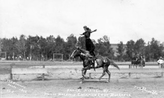 Tall in the Saddle: 100 Years of the Pendleton Round-Up