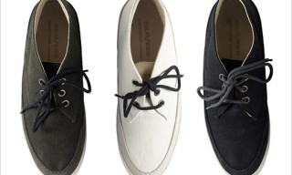 Seavees for James Perse Desert Boots