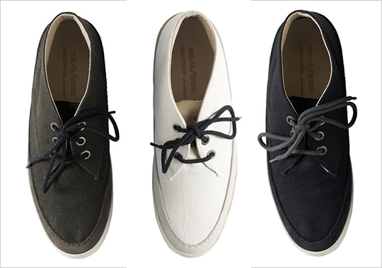 29a3dadd4a low-cost Seavees for James Perse Desert Boots Highsnobiety ...