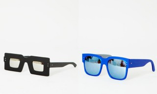 Thierry Lasry for Acne Spring 2011 Sunglasses