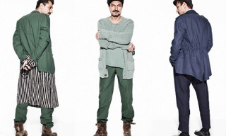 "Umit Benan ""Home Sweet Home"" Spring/Summer 2011 Full Look"