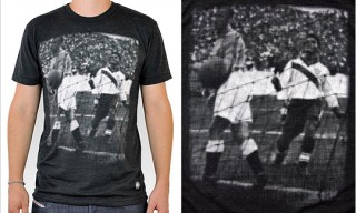 Bumpy Pitch 1950 England v. USA World Cup T-Shirt