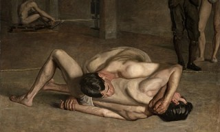 """Manly Pursuits: The Sporting Images of Thomas Eakins"" Exhibition at LACMA"