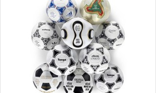 adidas Historical World Cup Soccer Ball Set of 10