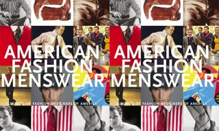 American Fashion Menswear Book Revisted