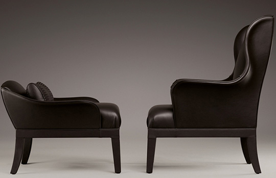 Furniture Poltrona Frau For Bottega Veneta Highsnobiety