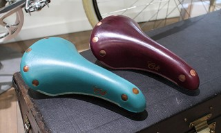 "BBB | Brooks ""Colt"" Bicycle Saddles Return in Spring 2011"