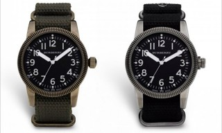 "Burberry Men's ""Military"" Watches"