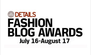 DETAILS Fashion Blog Awards – Selectism Nominated