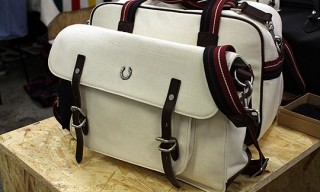 Berlin | Fred Perry by Richard Nicoll Bags Spring 2011