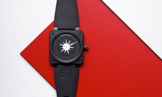 Wallpaper*, J. Ellery Collaboration Bell & Ross Watch