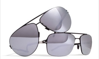 Mykita Série Noire Aviator Sunglasses for Summer 2010