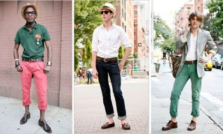 New York Times | The Art of the Pants Roll